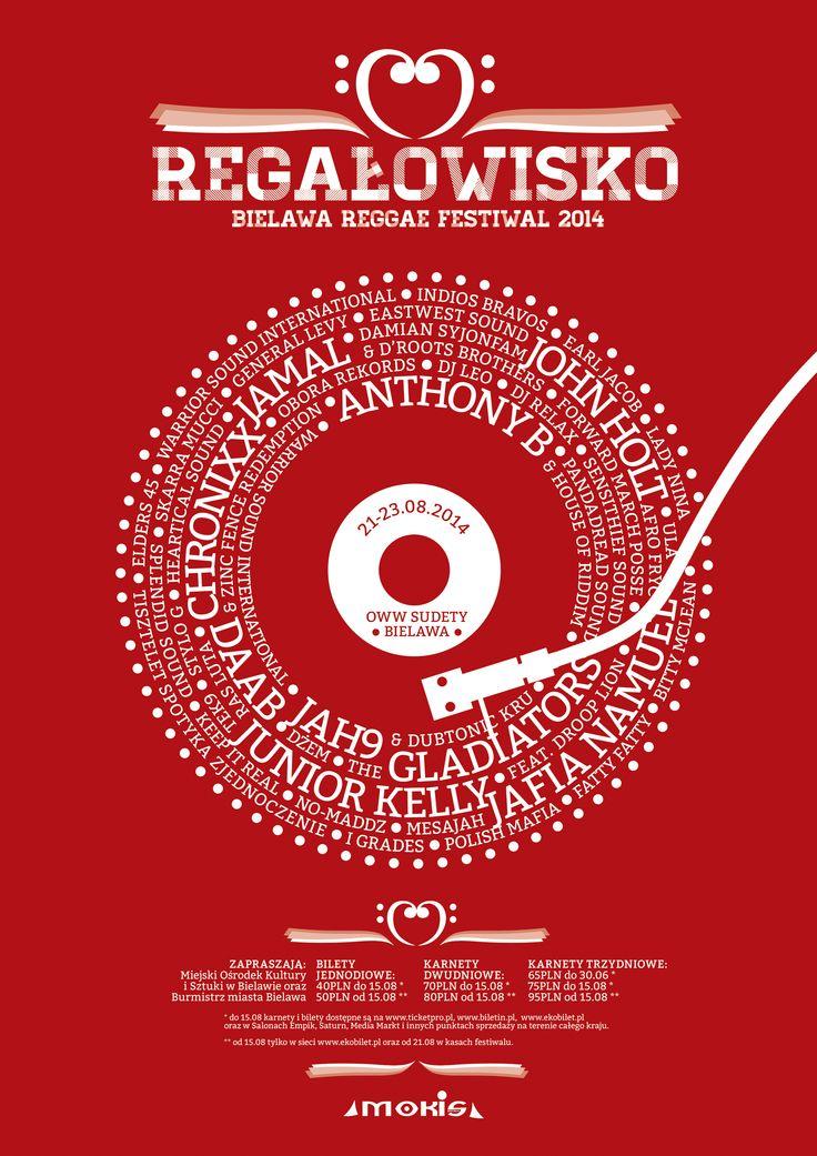 Regałowisko 2014 - Poster