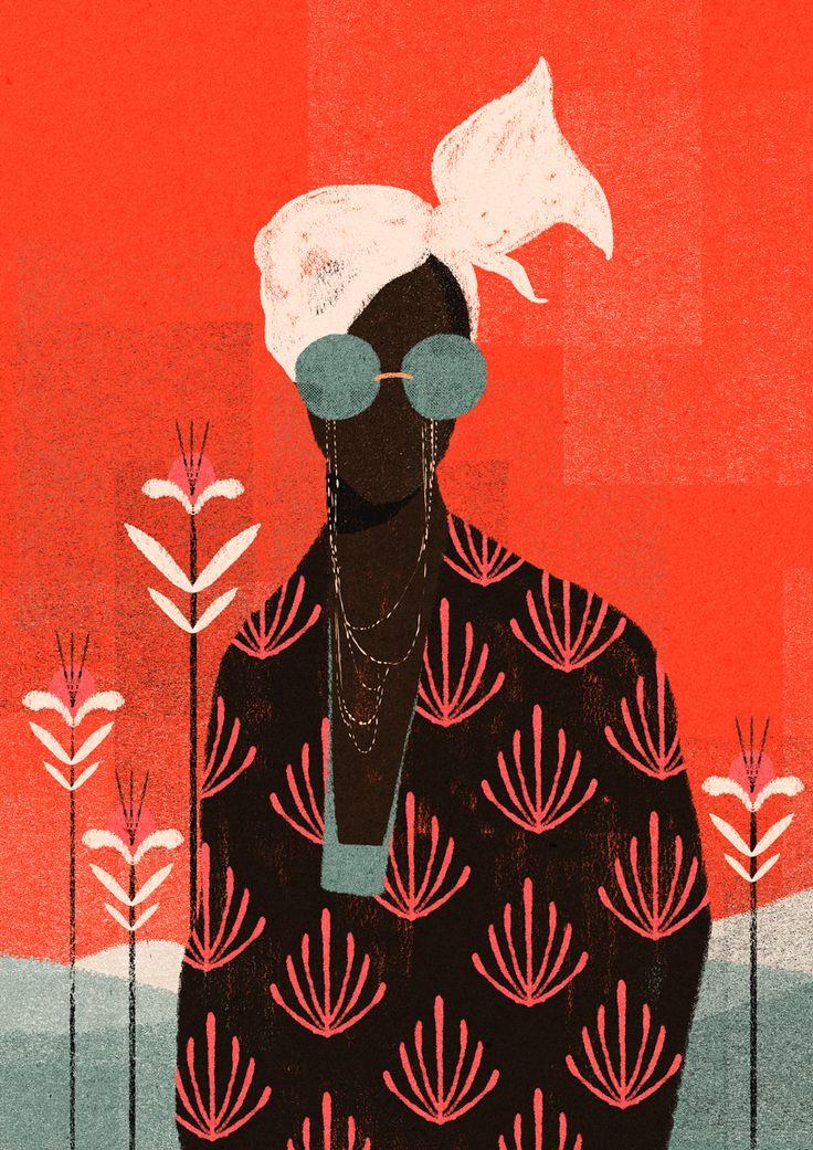 "frrmsd: "" Illustrator: Willian Santiago ""Kalemba"" """