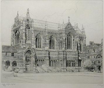 Keble College, Oxford | Sanders of Oxford