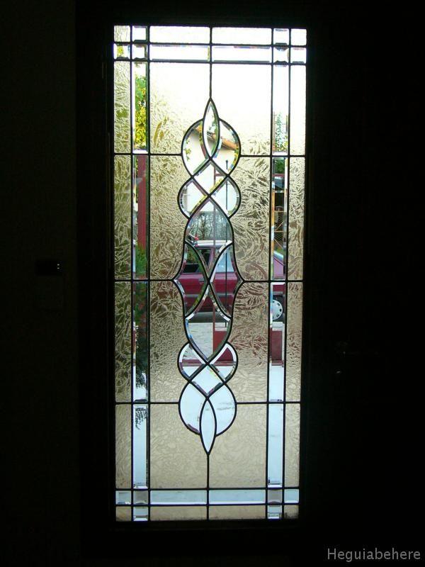 1000 images about faux vitrail on pinterest glasses - Puertas de aluminio con cristal ...