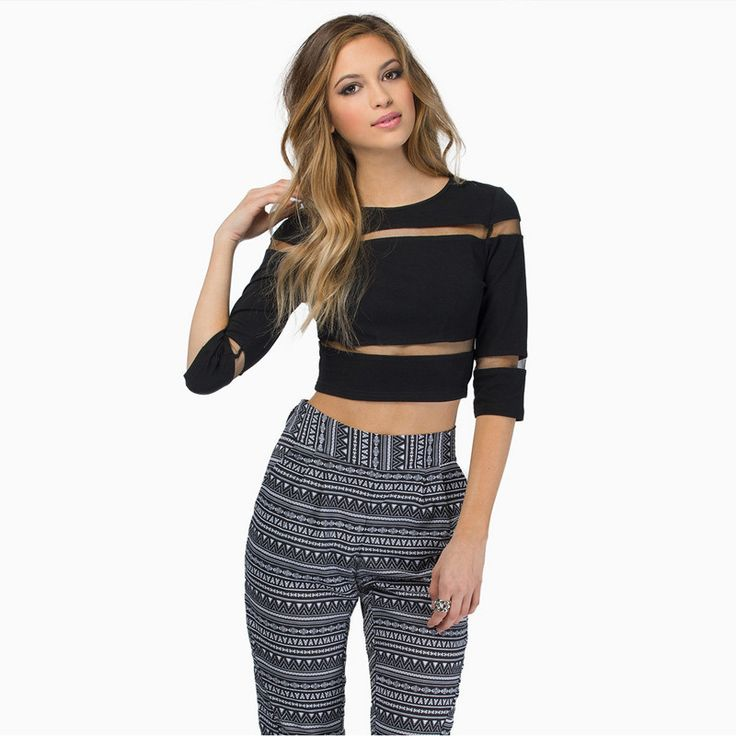 Tina Crop Top