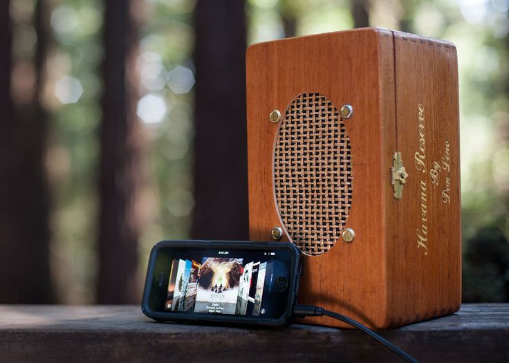 Learn how to build inexpensive powered speakers that amplify the output of your headphone music player. It may be small, but this speaker can still rock!