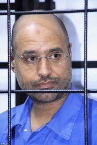 cool Le fils influent de Kadhafi Saif Al Islam est libéré après plus d'une décennie de détention