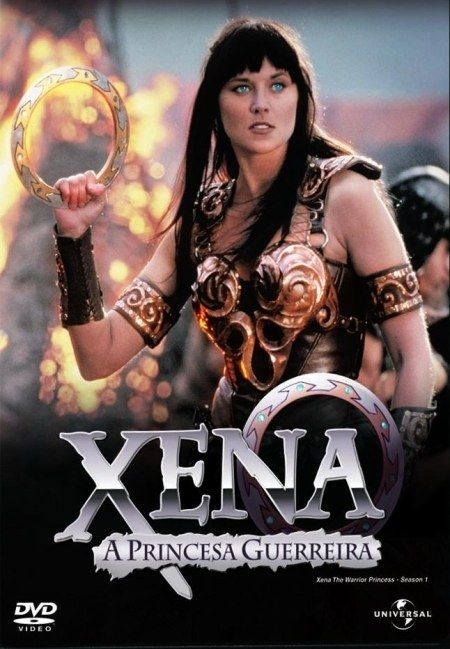 Xena, a Princesa Guerreira pode voltar.