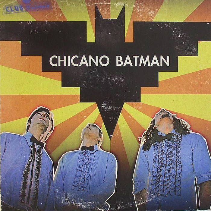 Chicano Batman by Chicano Batman