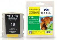 JetTec HP10 C4842A Yellow Remanufactured Ink Cartridge The HP10 C4842A Yellow Remanufactured Ink Cartridge by JetTec - H10Y is a JetTec branded remanufactured printer ink cartridge for Hewlett Packard (HP) printers. They provide OEM style quality printing http://www.MightGet.com/february-2017-3/jettec-hp10-c4842a-yellow-remanufactured-ink-cartridge.asp