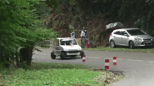 【動画】チョロQのようなレーシングマシン。見ていて楽しいレーシングカーまとめ 写真・画像