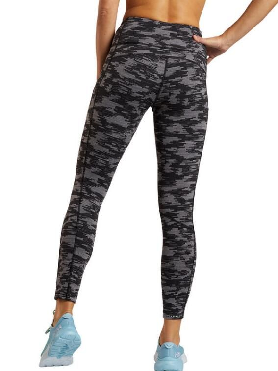 Daily Decathlon Tight Geo Ikat Running Leggings Women Tights Running Leggings