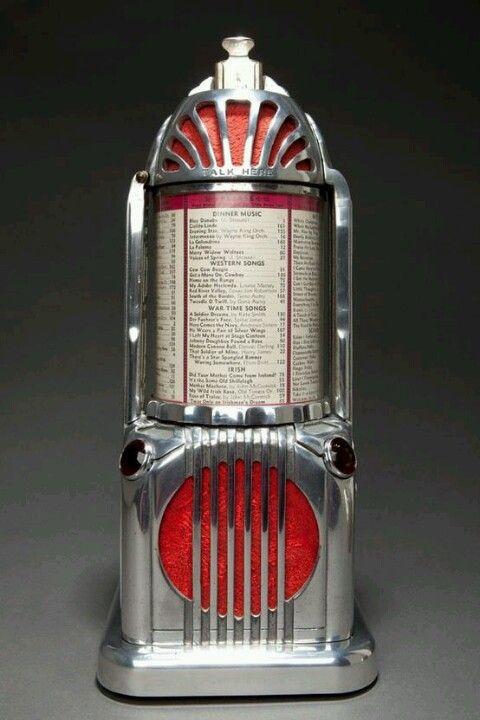 Jukebox - Artdeco