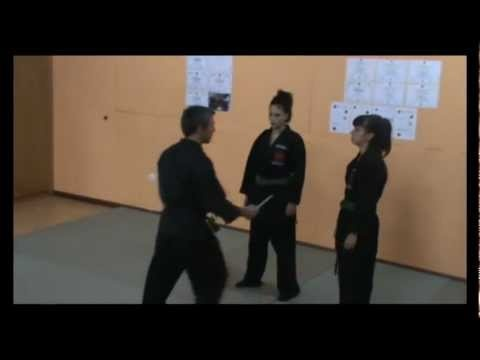 Defensa Personal | Técnicas de Defensa Personal - Defensa contra cuchillo