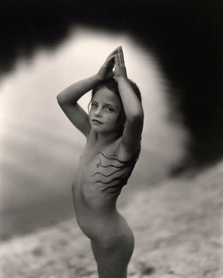 Sally Mann - So innocent, yet sensual