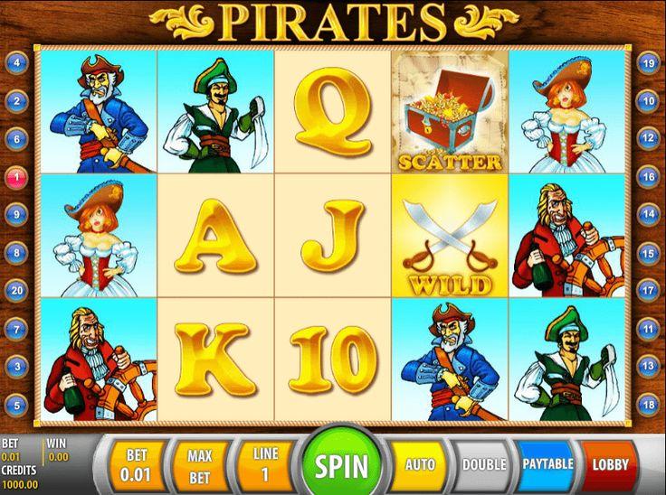 Pirates SGS - http://www.777free-slots.com/free-slot-online-pirates-sgs/