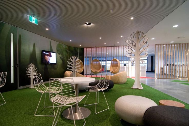 Google Office Interior Design Ideas Pictures: Google Office Interior Design Ideas Pictures Green grassy type chill out area?