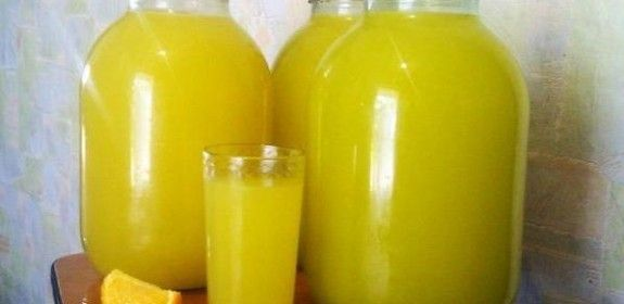 Pomarančový džús