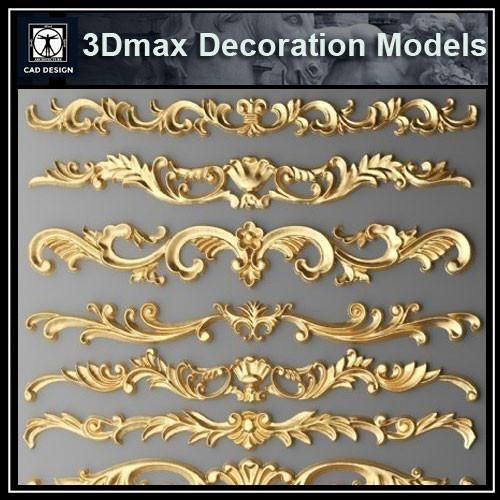 Download this 3D Max Decoration Models(*.max file format,for 3Dmax).3D max models for Architects,Interior Designers and Landscape designers...   3d models, 3d decoration models, 3dmax models, available to download for interior design and architecture projects. ...     Q&A Q: How will I recieve the 3D max Models once I purchase them? A: The 3D max Models are downloaded immediately after your payment is confirmed.You will be emailed a download link for all the drawings that you purchas...