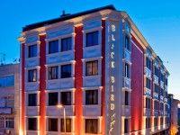 Istanbul - Hotel Black Bird  Stedentrip Istanbul met verblijf in een 4-sterrenhotel inclusief ontbijt  EUR 248.00  Meer informatie  http://ift.tt/2fZo0Bb #Turkije http://ift.tt/2eONWm3