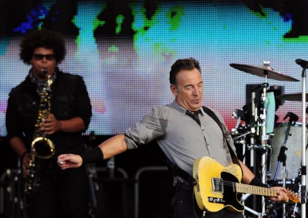 Bruce Springsteen July 2013