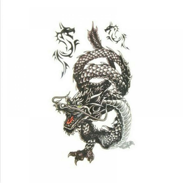 Korean Dragon Tattoo Meaning: 100+ Alluring Dragon Tattoos And Their Meanings