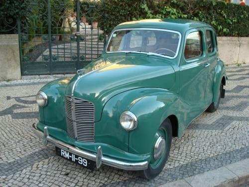 Austin A40 Devon (1948)