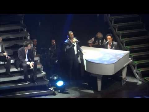 Il Divo in Concert. Santiago de Chile 2016. - YouTube