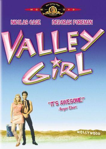 Valley Girl [DVD] [1983]
