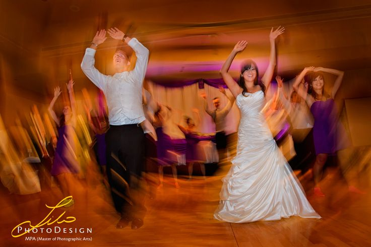 Another example of dance and fun, and another trophy winning image at PPOC-BC. See more award winning wedding images at; lilophotodesign.ca