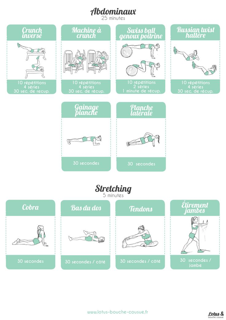 173 best Fitness images on Pinterest Physical activities, Workouts - faire ses plans de maison gratuit