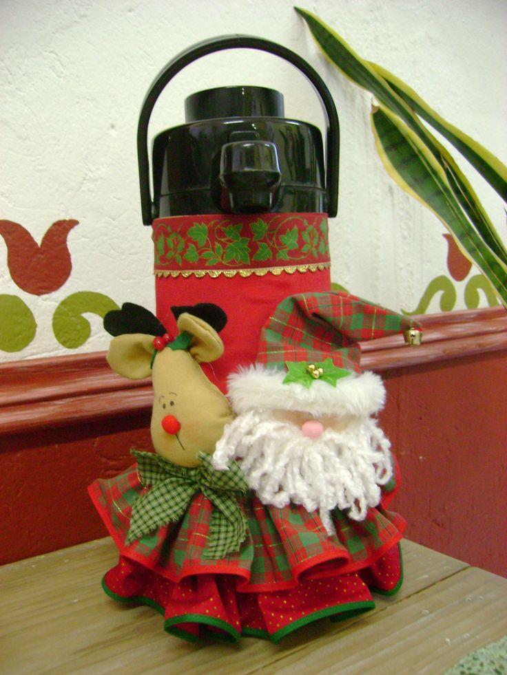 Forro térmico navideño