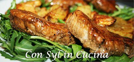 Filetto di maiale marinato.  www.consylincucina.com