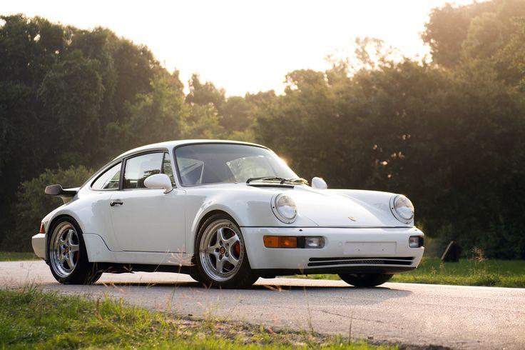 1992-93 Porsche 911 Turbo 3.6 Coupe                                                                                                                                                                                 More