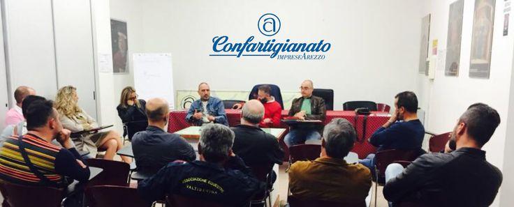 4/10/2016. Assemblea Carrozzieri AltoTevere Valtiberina Umbro Toscana presso Confartigianato Sansepolcro