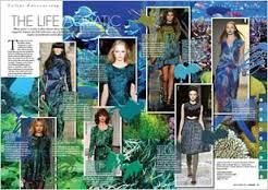 Image result for marine life inspired apparel
