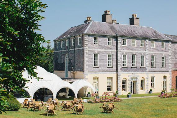 Romantic Ireland wedding at The Maryborough | photo by Przemek Macias Photography | 100 Layer Cake
