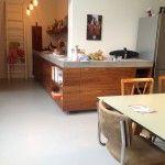 Bent u benieuwd hoe een gietvloer met betonlook er uit kan zien? Bezoek deze pagina ter inspiratie voor uw nieuwe vloer! http://www.gietvloerbetonlook.nl/fotos-gietvloeren/