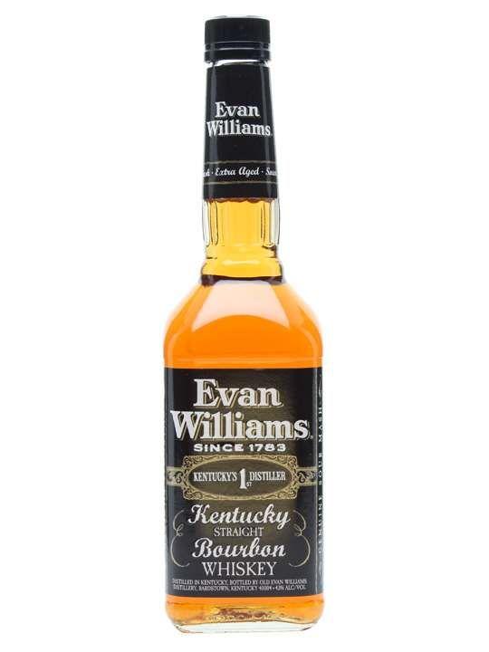 Evan Williams Extra Aged: Review #21 #bourbon #whiskey #whisky #scotch #Kentucky #JimBeam #malt #pappy