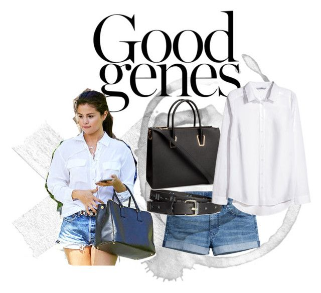 Get the look - Selena Gomez by girlie-contrast on Polyvore featuring H&M and Dukes
