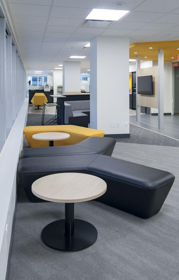 Lounge seating by jonathan morgan company