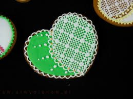 Znalezione obrazy dla zapytania ozdoby cukiernicze do dekoracji pierniczków