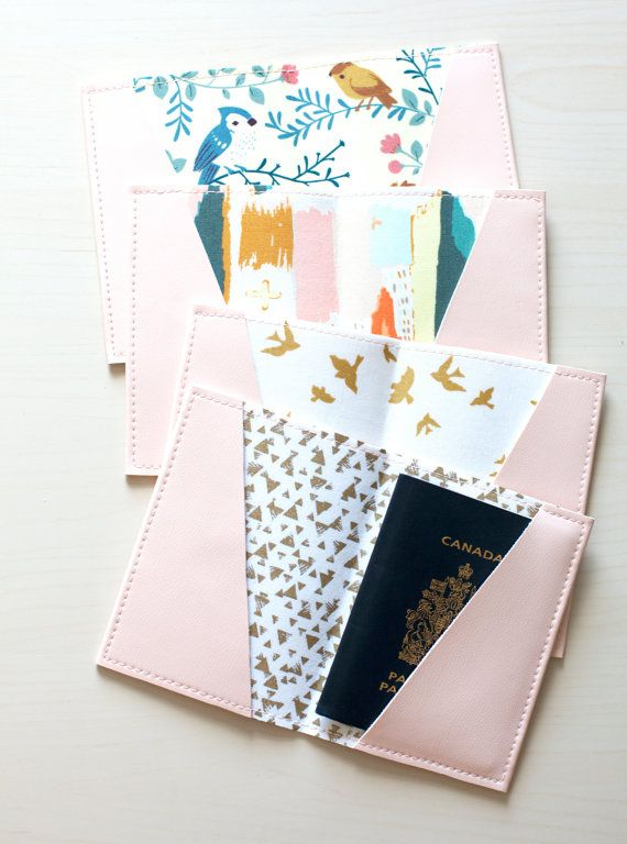 Hey, I found this really awesome Etsy listing at https://www.etsy.com/uk/listing/271281463/pink-passport-holder-passport-case-vinyl