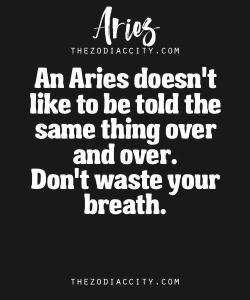 Zodiac Aries Facts.                                                                                                                                                                                 More