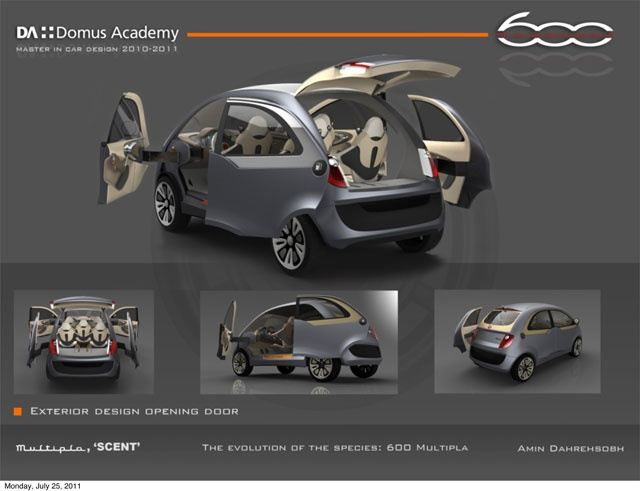 The Aim Of The Vehicle Design And Mobility Course Is To Provide Young  Professionals With The