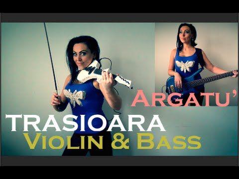 Ethnic Hip Hop Violin & Bass - Argatu' - Trasioara (Cover)