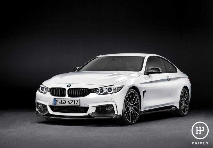 2014 BMW 4-Series Coupe M Performance Parts
