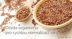 Očista organismu pro rychlou normalizaci váhy | ProKondici.cz