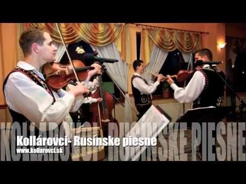 Rusínske piesne- Kollárovci