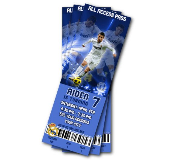 Soccer Photo Birthday Invitation are Best Ideas To Make Awesome Invitations Sample