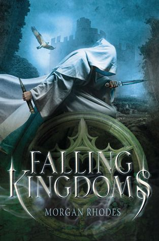 Book Review: Falling Kingdoms by Morgan Rhodes - Normally I don't like books with so many different points of views, but in this story it didn't bug me. It gave you the chance to find out what the other characters thought about each other and it showed you their feelings about the other kingdoms. Recommended for readers who enjoy reading books with Adventure, Fantasy, Magic, Young Adult - 4 Stars - Click through to the blog to read more!