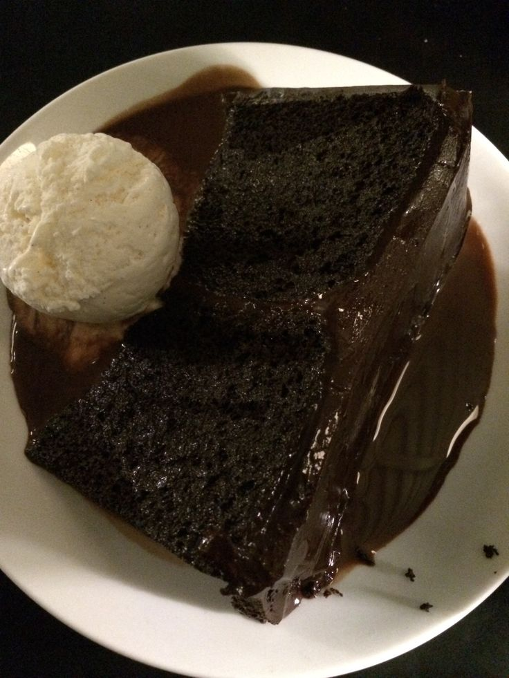 To die for ... PS Cafe Chocolate Cake