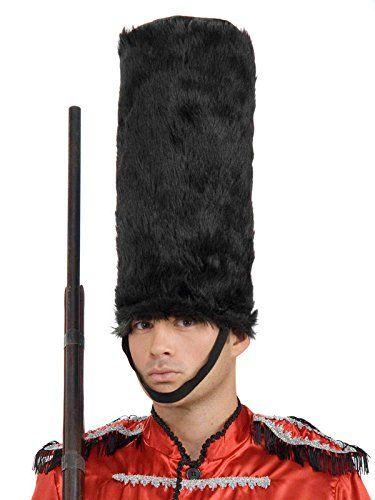 Nussknacker Kostüm selber machen Beefeater Hut ca 17€  Kostüm-Idee zu Weihnachten, Karneval, Halloween & Fasching