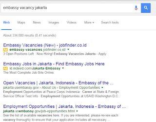 caricaratau.com: How to find jobs vacancy UN